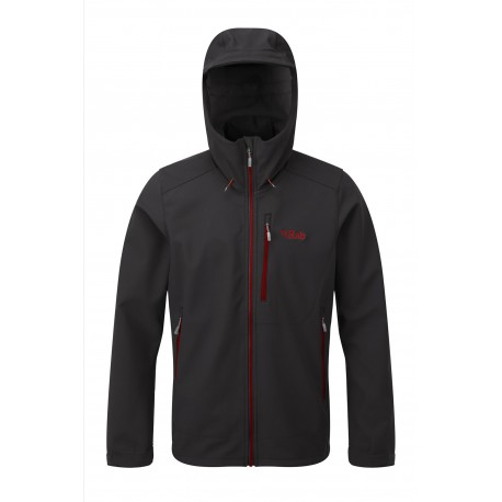 SOFT SHELL RAB SALVO JACKET