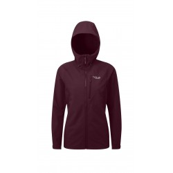 SOFT SHELL RAB W.SALVO JACKET